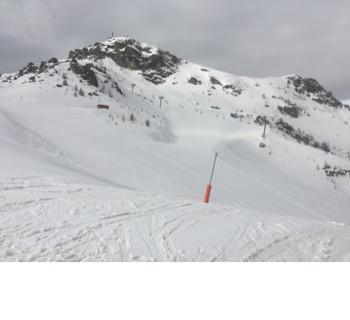 阿尔卑斯雪山 来来来